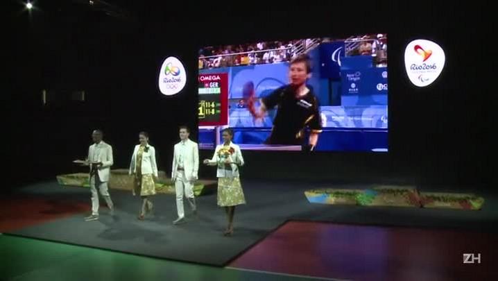 As medalhas dos Jogos Olímpicos do Rio
