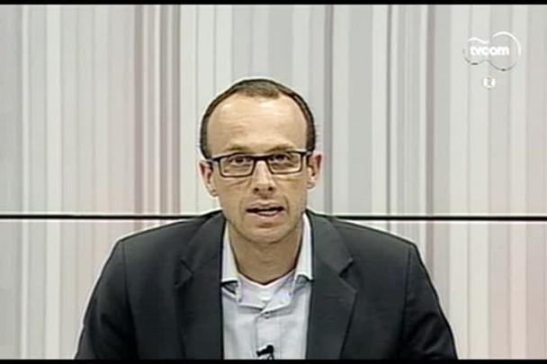 TVCOM Conversas Cruzadas. 1º Bloco. 04.08.16