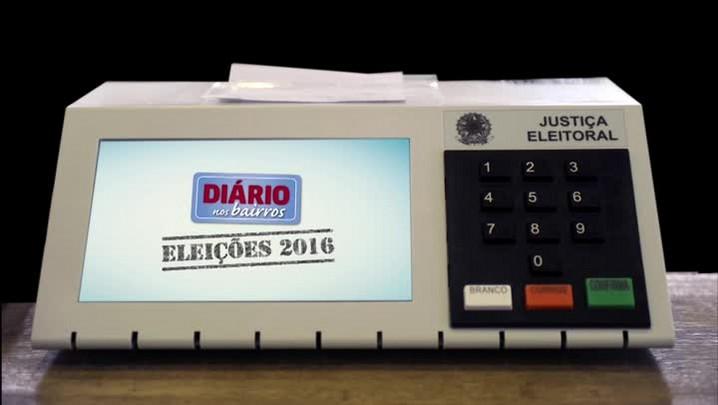 Diário nos Bairros: Eleições 2016 - Nova Santa Marta