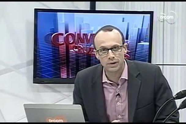 TVCOM Conversas Cruzadas. 4º Bloco. 20.09.16