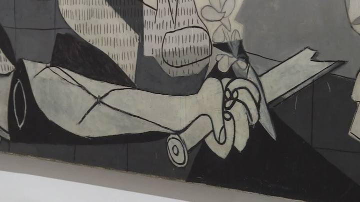 Madri celebra 80 anos de Guernica, de Picasso