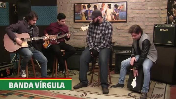 Estrelas da Periferia - conheça a banda Vírgula