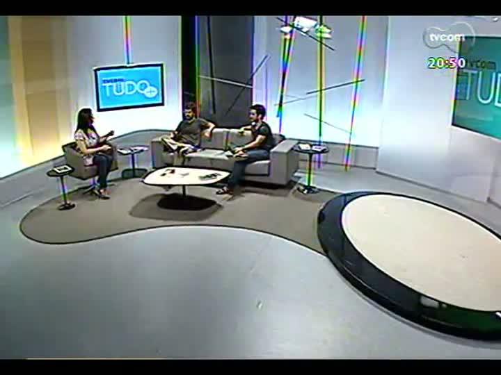 TVCOM Tudo Mais - Projeto Shoot the Shit