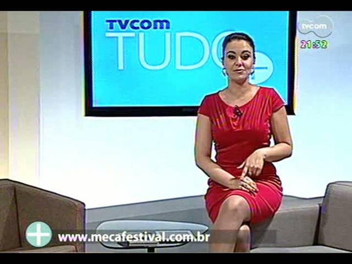 TVCOM Tudo Mais - Repórter no litoral: atrações da praia