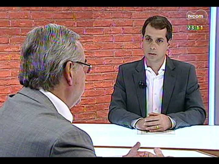 Mãos e Mentes - Presidente da Assembleia Legislativa, Pedro Westphalen - Bloco 2 - 03/02/2013