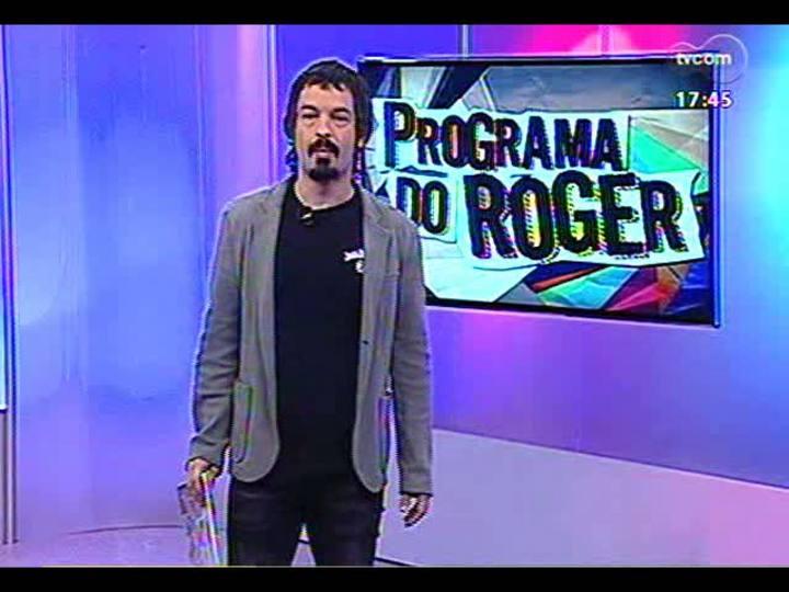 Programa do Roger - Confira a participação da banda Tequila Baby - bloco 1 - 06/02/2013
