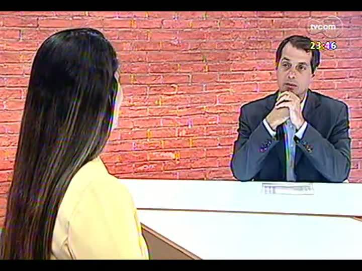 Mãos e Mentes - Gestora de Empregabilidade da Associação de Cegos do RS, Melissa Bahia - Bloco 2 - 27/02/2013