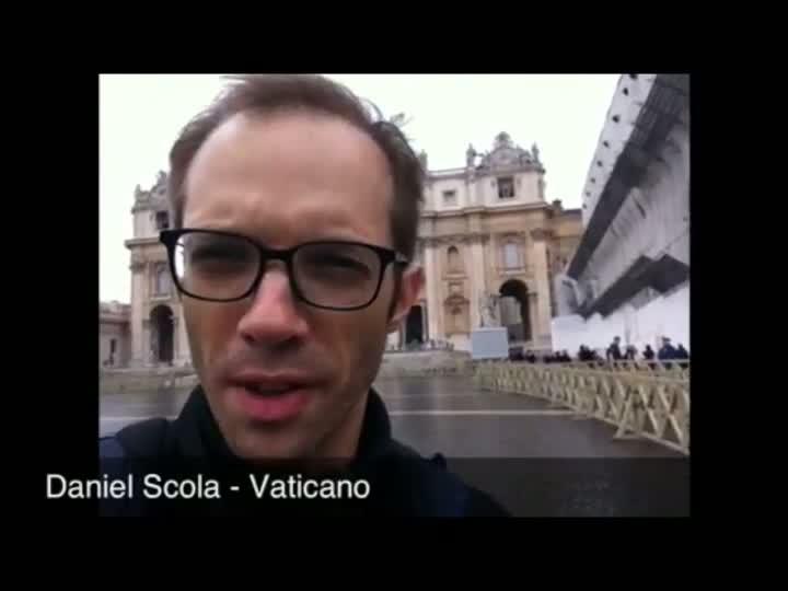 Enviado especial do Grupo RBS acompanha a visita de turistas e fiés à Basílica de São Pedro
