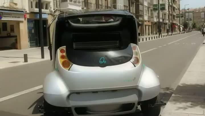 Conheça o carro Hiriko