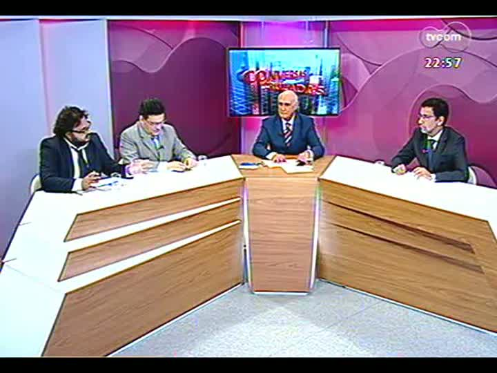 Conversas Cruzadas - As finanças do estado: entrevista com o secretário da Fazenda, Odir Tonollier - Bloco 4 - 12/04/2013