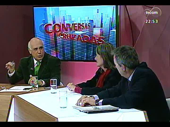 Conversas Cruzadas - As oportunidades do mercado e o melhor momento para empreender - Bloco 3 - 07/05/2013