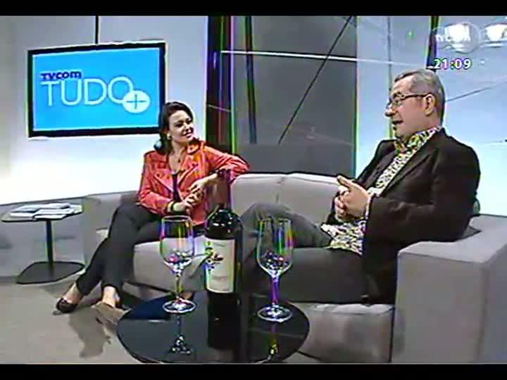 TVCOM Tudo Mais - Irineu Guarnier Filho fala de um novo espaço para degustar e comprar vinho em Porto Alegre