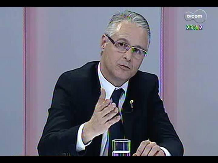 Conversas Cruzadas - Deputados federais debatem as ultimas pesquisas para presidência da República de 2014 - Bloco 4 - 13/06/2013