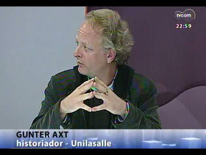 Conversas Cruzadas - Existe interrelação entre as manifestações em outras partes do mundo com as que ocorrem no Brasil? - Bloco 3 - 01/07/2013