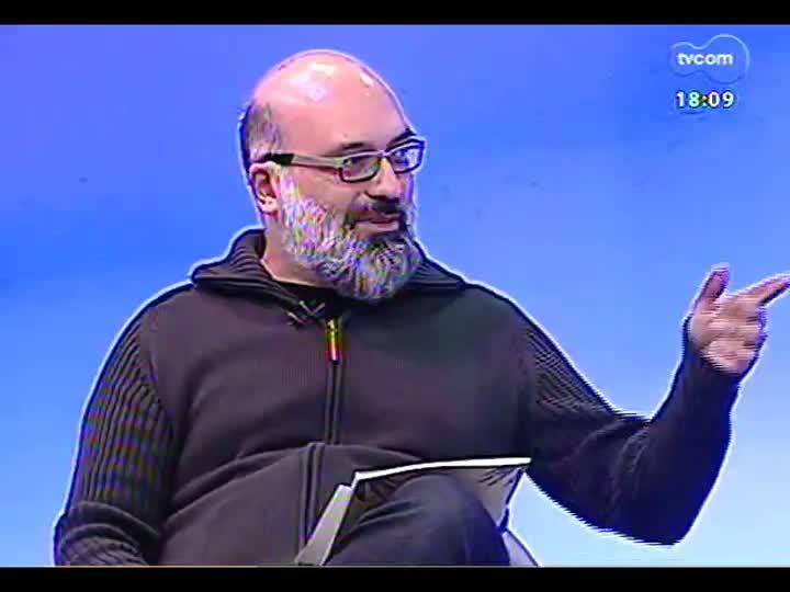 Programa do Roger - Diretor Camilo de Lélis fala sobre peça \'O monstro de olhos verdes\' - bloco 3 - 06/08/2013