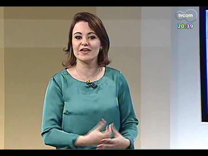 TVCOM Tudo Mais - Bate-papo sobre design com Renata Rubim e Eleone Prestes