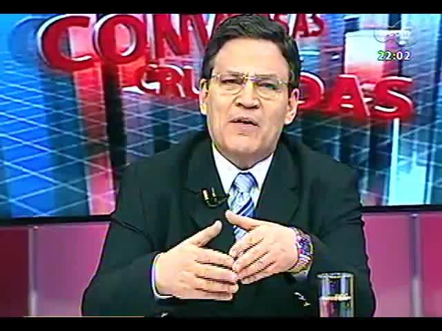 Conversas Cruzadas - Debate sobre a proposta da redução da maioridade penal no Brasil - Bloco 1 - 10/09/2013