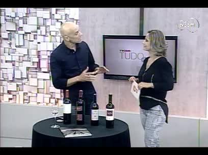 TVCOM Tudo Mais – Quadro Papo de Vinho - 3º bloco – 12/09/2013