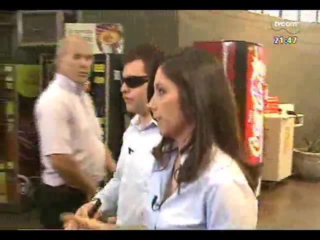 TVCOM Tudo Mais - A repórter Paloma Poeta acompanhou o trajeto de duas pessoas com deficiência