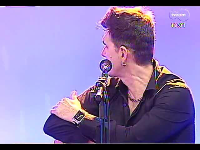 Programa do Roger - Banda Dama da Noite fala do show \'Despedida\' - bloco 2 - 02/10/2013