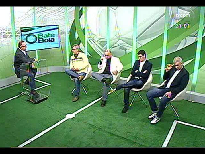 Bate Bola - Repercussão de toda rodada do Campeonato Brasileiro 2013 - Bloco 1 - 06/10/2013
