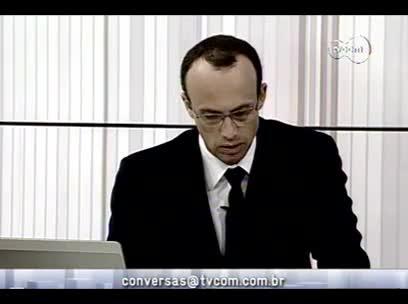 Conversas Cruzadas - Projeto de Lei pune mais aluno 2ºbloco - 31/10/13