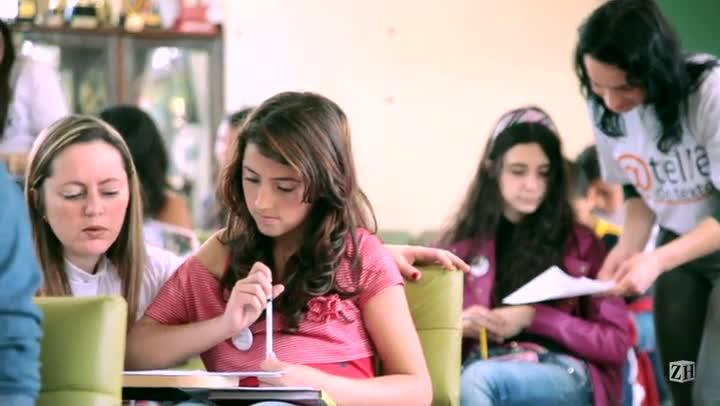 Cristiane Fuzer é finalista do Prêmio RBS de Educação — Para Entender o Mundo, categoria Projeto Comunitário