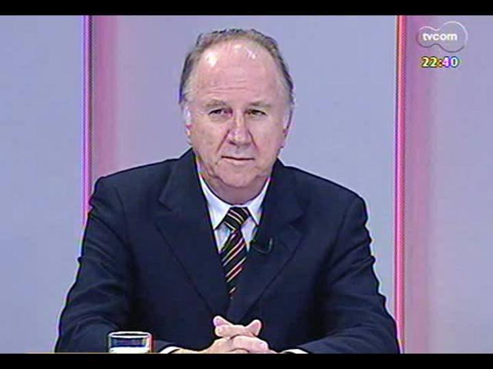 Conversas Cruzadas - Debate sobre governo do Estado e municípios, que divergem sobre repasses financeiros - Bloco 1 - 04/12/2013