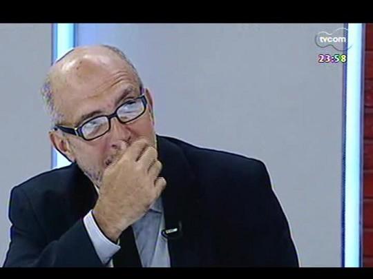 Mãos e Mentes - Ivan Pinheiro Machado, um dos fundadores da L&PM Editores - Bloco 3 - 09/12/2013