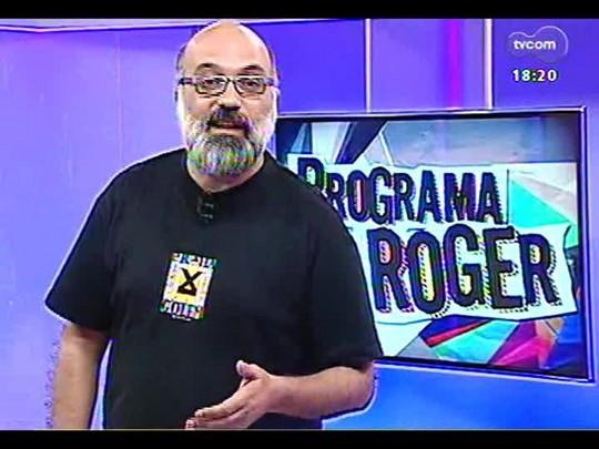 Programa do Roger - Dicas de cinema e mais um pouco do som da banda \'Aeromoças e tenistas russas\' - Bloco 4 - 10/12/2013