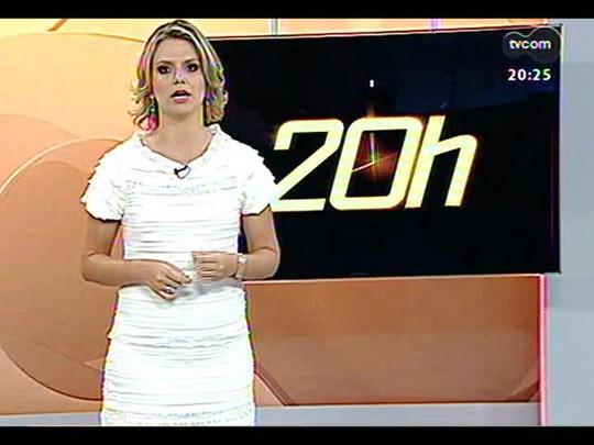 TVCOM 20 Horas - As promessas das autoridades: uma retrospectiva do que foi dito - e se foi feito - em 2013. E mais: segue a falta de água em municípios - Bloco 3 - 31/12/2013