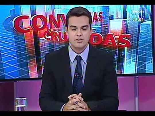 Conversas Cruzadas - A Câmara dos Deputados e a pouca produtividade pelo calendário apertado - Bloco 1 - 06/03/2014