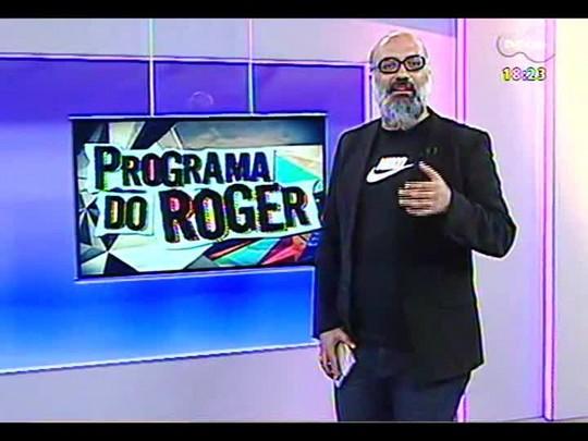 """Programa do Roger - Clipe \""""A History of Recorded Music in 90 seconds\"""" + Homenagem Nico Nicolaiewsky - Bloco 4 - 07/03/2014"""