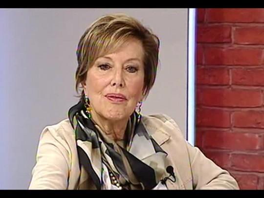 Mãos e Mentes - Arquiteta Célia Ferraz de Souza - Bloco 3 - 27/03/2014