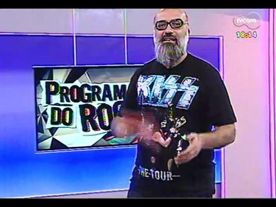 """Programa do Roger - Música: \""""Problema Seu\"""" Felipe Cordeiro - Bloco 3 - 01/02/2014"""