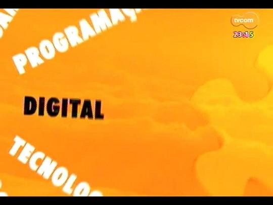Mãos e Mentes - Jornalista e PHD em jogos digitais pelo MIT André Pase - Bloco 1 - 11/04/2014