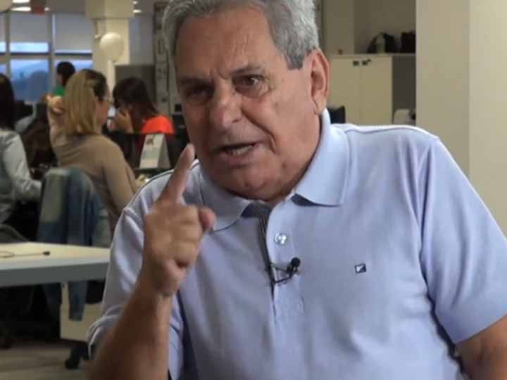 """Miguel sobre a arbitragem de SC: \""""A fama de bom vai longe mas a de ruim vai mais ainda\"""""""