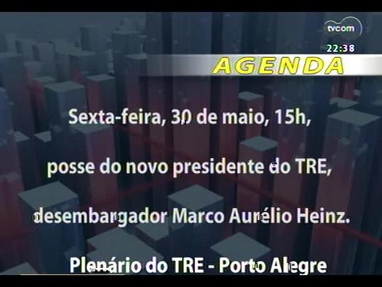 Conversas Cruzadas - Debate sobre o afastamento do presidente do STF, o ministro Joaquim Barbosa - Bloco 2 - 29/05/2014