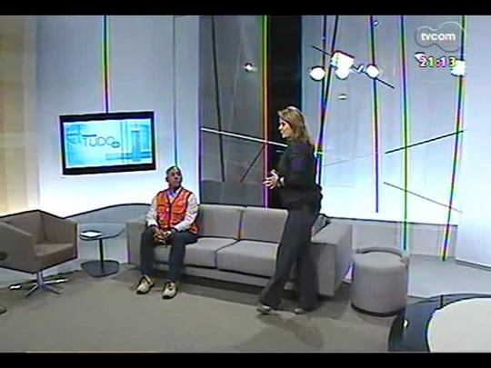 TVCOM Tudo Mais - Como ajudar as vítimas das chuvas no RS