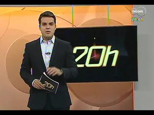 TVCOM 20 Horas - Entrevista com o candidato a governador Tarso Genro - Bloco 1 - 30/07/2014