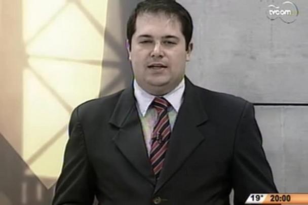 TVCOM 20 Horas - Estado será primeiro a disponibilizar informações ao banco de dados nacional - 1º Bloco - 30/07/14
