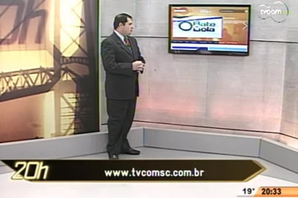 TVCOM 20 Horas - Transporte público da Capital - 3º Bloco - 30/07/14