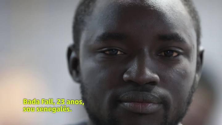 Os Novos Imigrantes: Bada