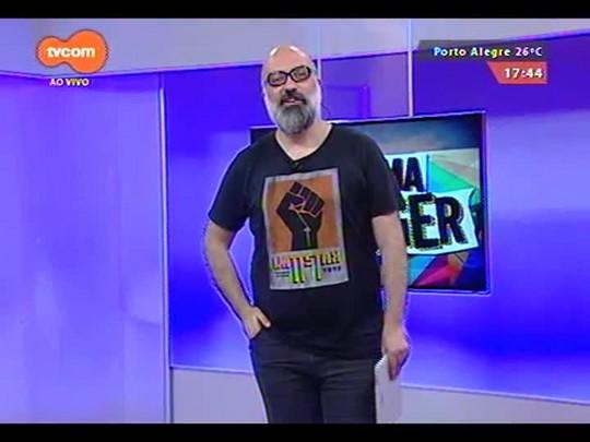 Programa do Roger - Cantor Fabão - Bloco 1 - 08/09/2014