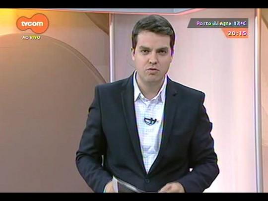 TVCOM 20 Horas - Será lançado o concurso para o projeto de um novo prédio anexo à Câmara de Vereadores de POA - Bloco 2 - 15/09/2014