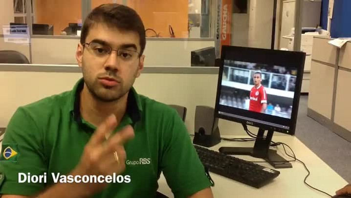 Diori Vasconcelos fala sobre a arbitragem de Santos 1x2 Inter