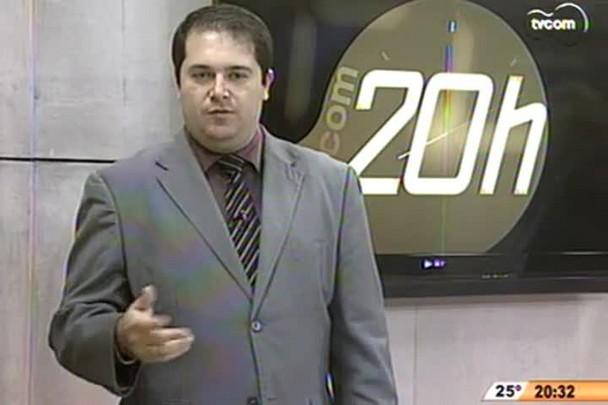 TVCOM 20h - Operação Veraneio - 7.11.14