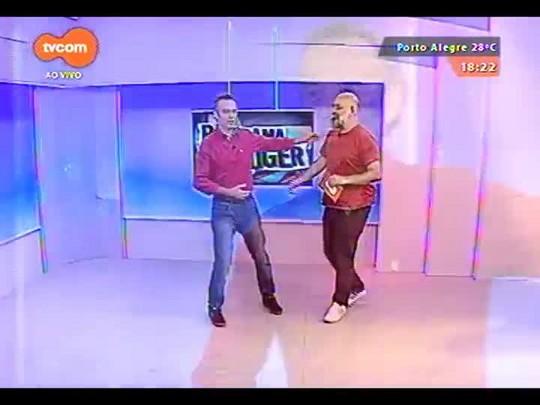 Programa do Roger - Eron Dal Molin com as notícias do Esporte + Leandro Maia - Bloco 4 - 11/11/2014