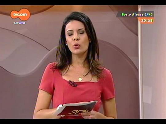 TVCOM 20 Horas - Operação da Polícia civil cumpriu 13 mandados de busca e apreensão em POA - 18/11/2014