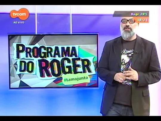 Programa do Roger - Noticias do TVCOM Esportes - Bloco 4 - 25/11/2014